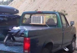 Funny-Looking But Efficient Homemade Air Conditioners (20 photos) 14