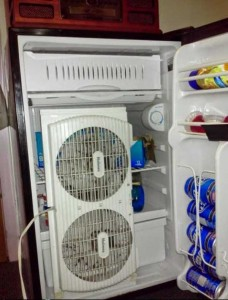 Funny-Looking But Efficient Homemade Air Conditioners (20 photos) 16