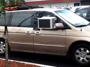Funny-Looking But Efficient Homemade Air Conditioners (20 photos) 20