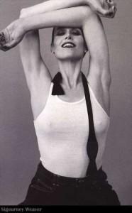 Sigourney Weaver When She Was Younger (24 photos) 10