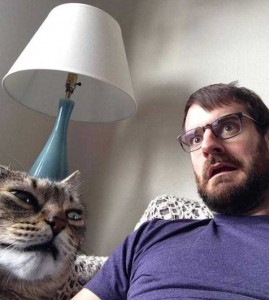 Pets Who Clearly Hate Selfies (26 photos) 8