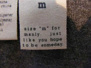 Awesome Clothing Tags (20 photos) 11