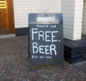 35 Creatively Funny Bar Chalkboard Signs (35 photos) 35