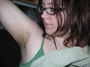 Girls With Hairy Armpits (50 photos) 11