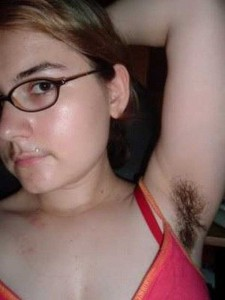 Girls With Hairy Armpits (50 photos) 13