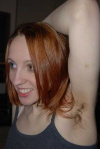 Girls With Hairy Armpits (50 photos) 15