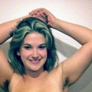 Girls With Hairy Armpits (50 photos) 39
