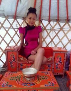 Lovely Mongolian Girls From Social Networks (50 photos) 2