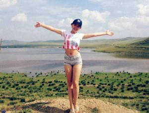 Lovely Mongolian Girls From Social Networks (50 photos) 22