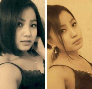 Lovely Mongolian Girls From Social Networks (50 photos) 23