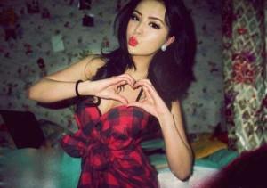 Lovely Mongolian Girls From Social Networks (50 photos) 26
