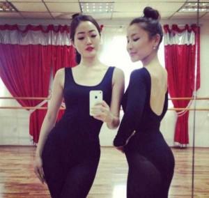 Lovely Mongolian Girls From Social Networks (50 photos) 28
