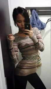 Lovely Mongolian Girls From Social Networks (50 photos) 43