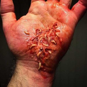 Marc Clancy's Stunning Horror Makeup (39 photos) 35