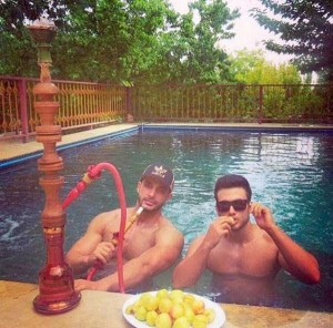 Wealthy Youth of Azerbaijan (30 photos) 30