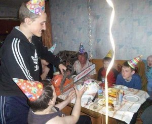 Russians Love To Party Hard (25 photos) 1