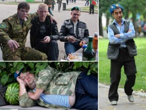 Russians Love To Party Hard (25 photos) 14