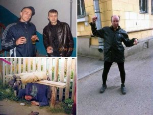Russians Love To Party Hard (25 photos) 16