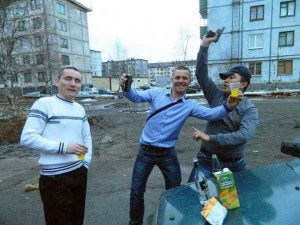 Russians Love To Party Hard (25 photos) 23