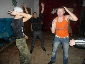 Russians Love To Party Hard (25 photos) 25