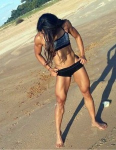 Super Girls Who Are Physically Superior Than You (35 photos) 27