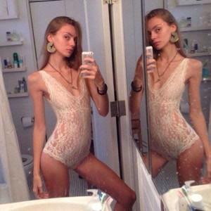 Super Skinny Girls (33 photos) 8