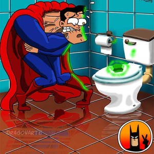 Sometimes Superheroes Can Be Real Jerks (25 photos) 12