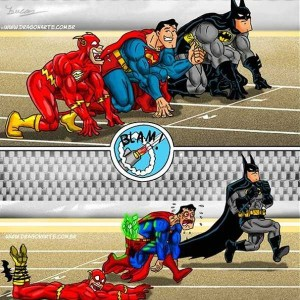 Sometimes Superheroes Can Be Real Jerks (25 photos) 13