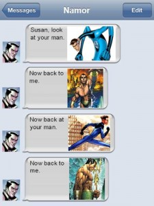 Sometimes Superheroes Can Be Real Jerks (25 photos) 16