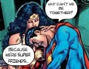 Sometimes Superheroes Can Be Real Jerks (25 photos) 22