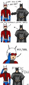 Sometimes Superheroes Can Be Real Jerks (25 photos) 4
