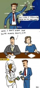 Sometimes Superheroes Can Be Real Jerks (25 photos) 7
