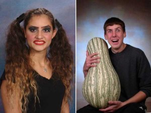 20 Painfully Awkward Yearbook Photos (20 photos) 1