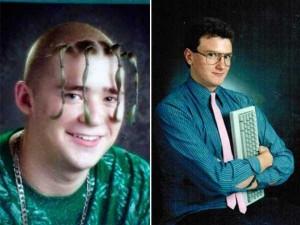 20 Painfully Awkward Yearbook Photos (20 photos) 12