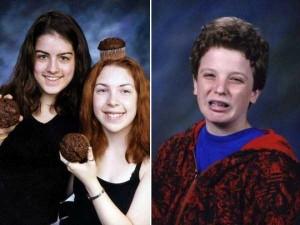 20 Painfully Awkward Yearbook Photos (20 photos) 16