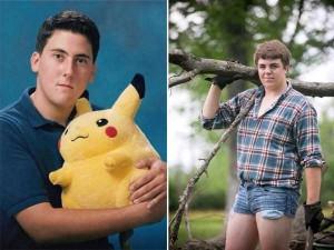 20 Painfully Awkward Yearbook Photos (20 photos) 2