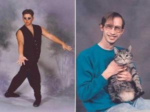 20 Painfully Awkward Yearbook Photos (20 photos) 4