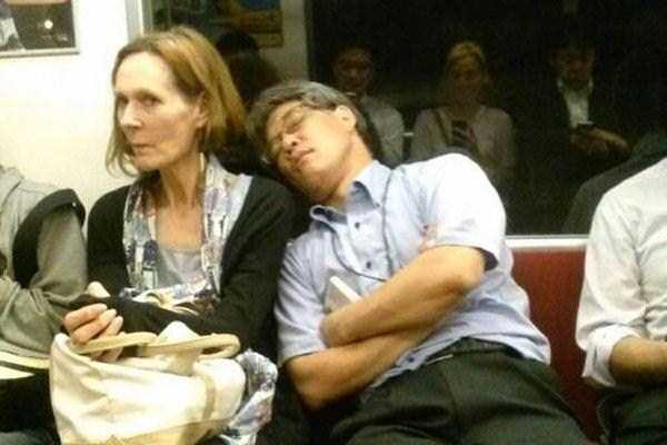 Just Another Normal Day on Public Transportation (40 photos) 1
