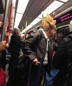 Just Another Normal Day on Public Transportation (40 photos) 23