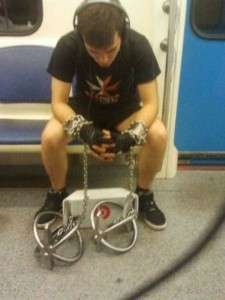 Just Another Normal Day on Public Transportation (40 photos) 31