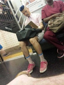 Just Another Normal Day on Public Transportation (40 photos) 32