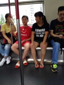 Just Another Normal Day on Public Transportation (40 photos) 33
