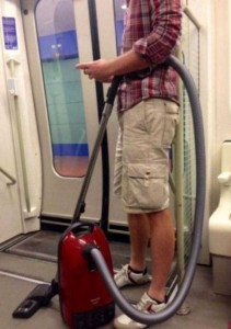 Just Another Normal Day on Public Transportation (40 photos) 38