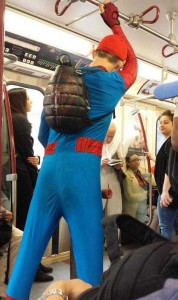 Just Another Normal Day on Public Transportation (40 photos) 4