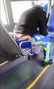 Just Another Normal Day on Public Transportation (40 photos) 6