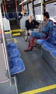Just Another Normal Day on Public Transportation (40 photos) 9