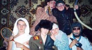 Hard-to-Explain Russian Family Photos (17 photos) 13