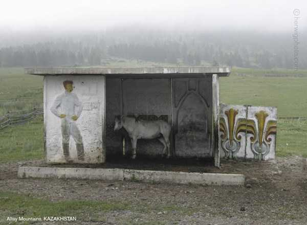 Surreal Bus Stops Of The Soviet Era (47 photos) 30
