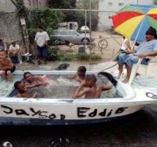 Funny Improvised Pools (25 photos)