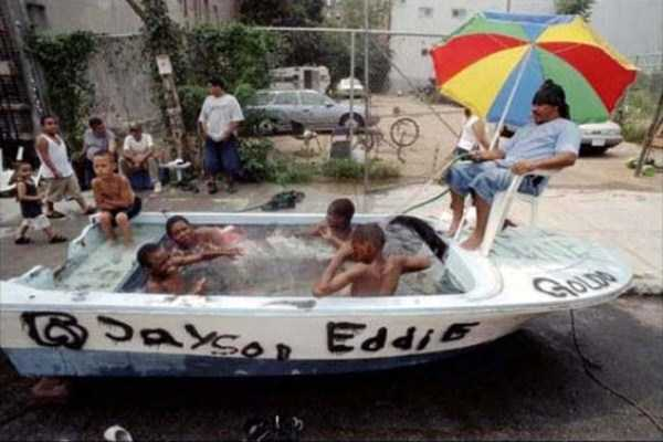 Funny Improvised Pools (25 photos) 5